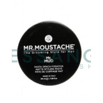 Матовий віск сильної фіксації для чоловічих укладок Mr.Mud