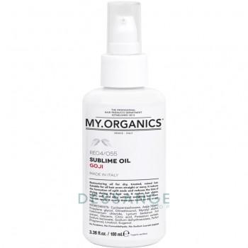 SUBLIME OIL реструктуруюча олія з ягодами Годжі для тьмяного, ослабленого волосся